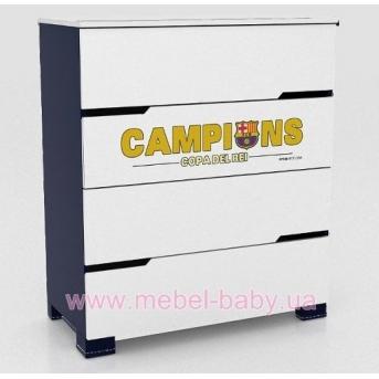 269_Комод 90 Barcelona club
