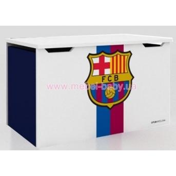 270_Ящик для игрушек Barcelona club