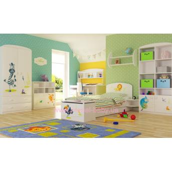 Детская комната Серия Happy animals