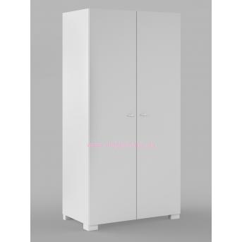 244_Шкаф 100 Uni White