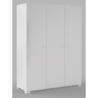 246_Шкаф 150 Uni White