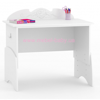 432_Письменный стол UP 100 Bianco Fiori