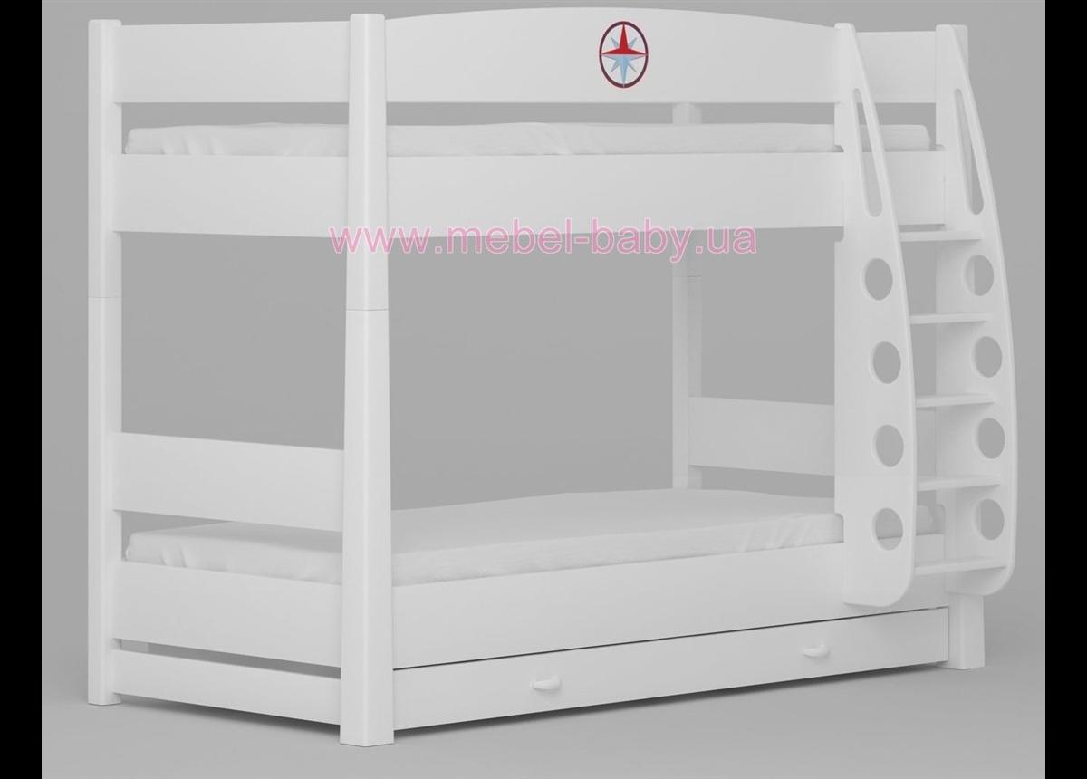 180_2-х ярусная кровать Pirate