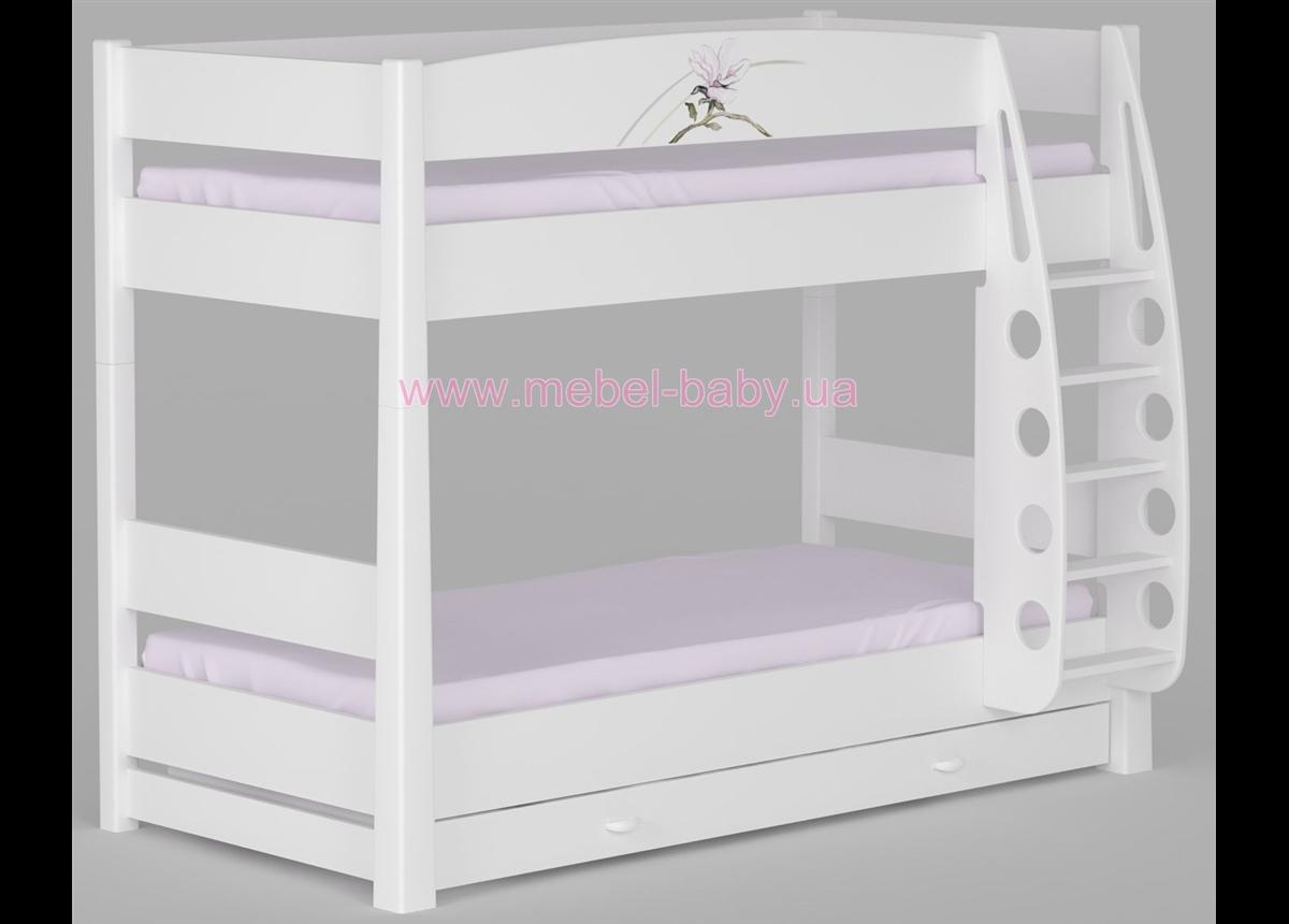 180_Двухъярусная кровать Магнолия