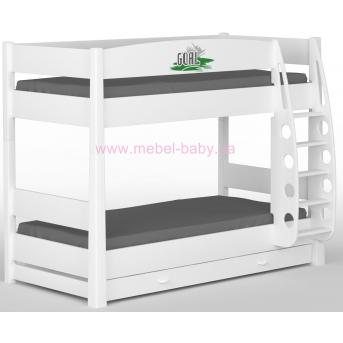 180_Двухъярусная кровать Футбол
