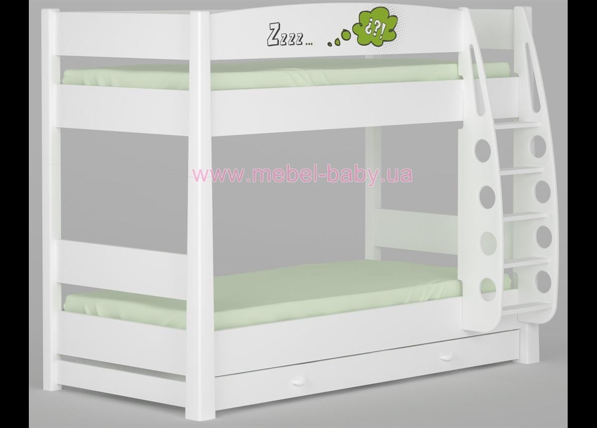 180_Двухъярусная кровать Comics