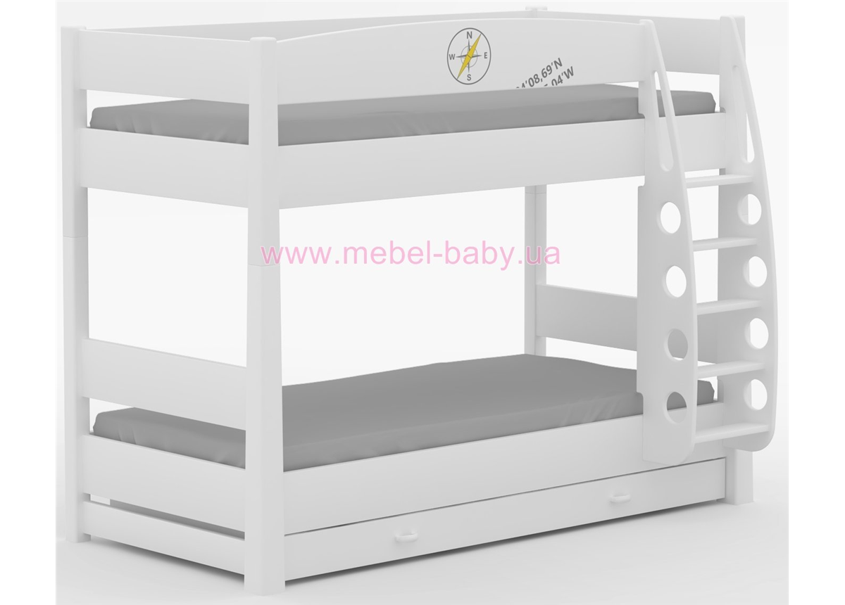180_Двухъярусная кровать Travel