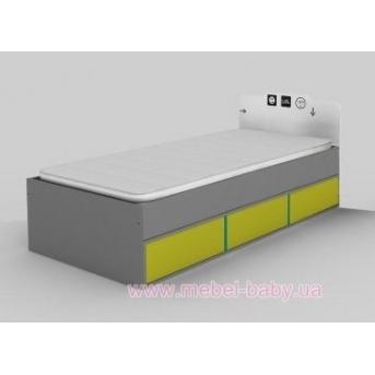 426_Кровать  YO 120х190 LOL