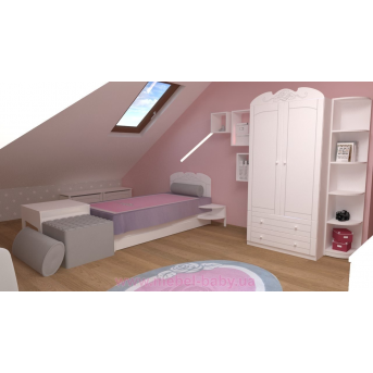 Детская комната Bianco Fiori