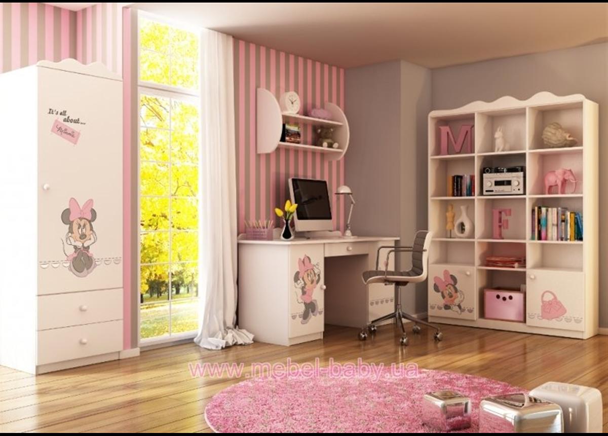 Детская комната Minnie mouse