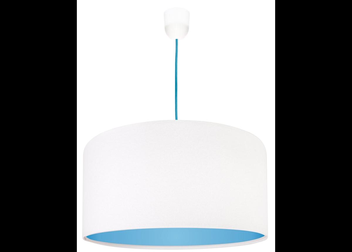 962_Подвесная лампа Flash Blue