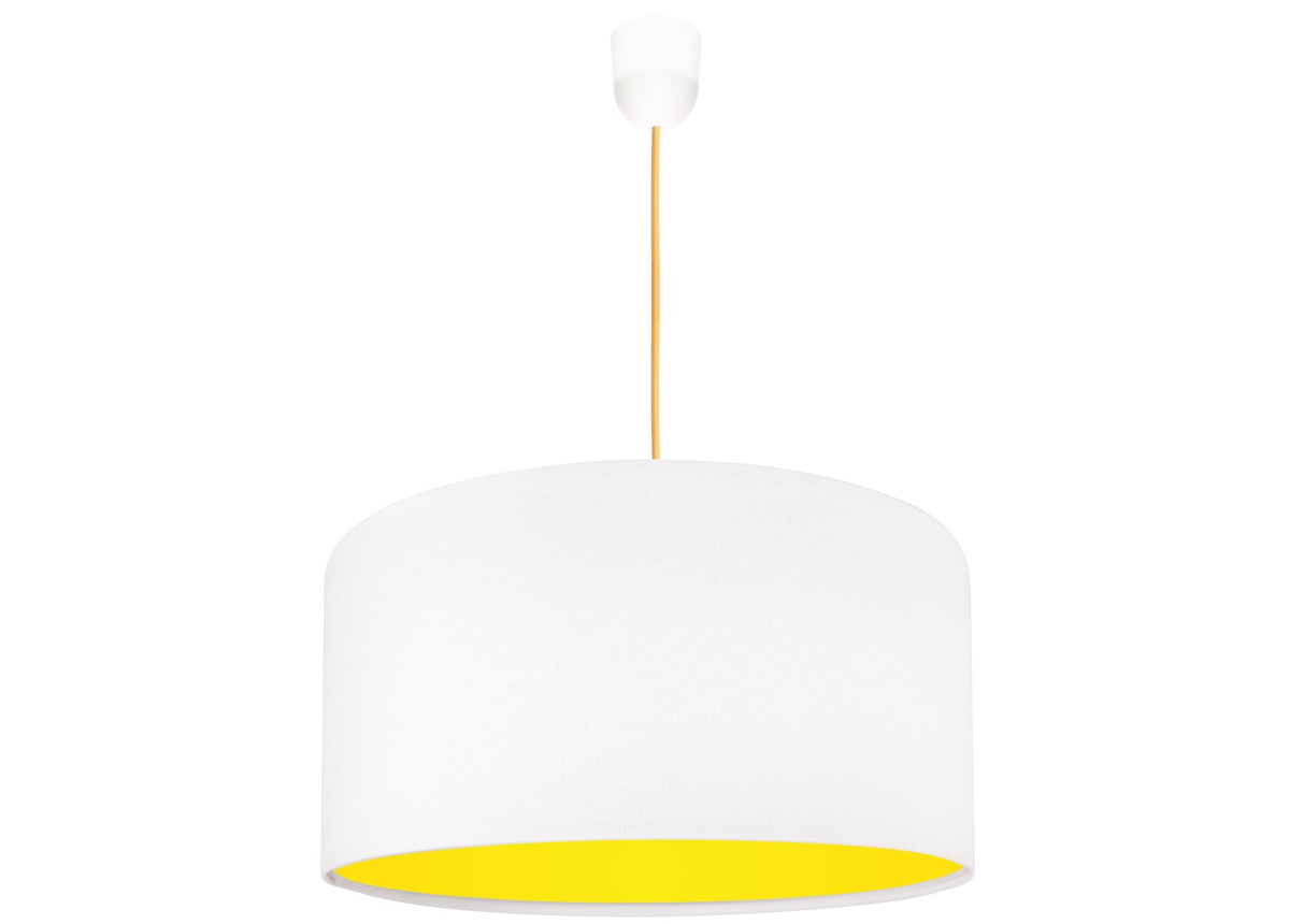 962_Подвесная лампа Flash Yellow