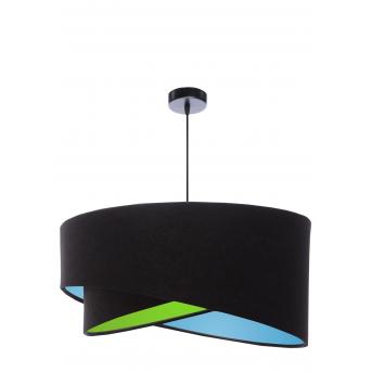 965_Подвесная лампа Tulip Black