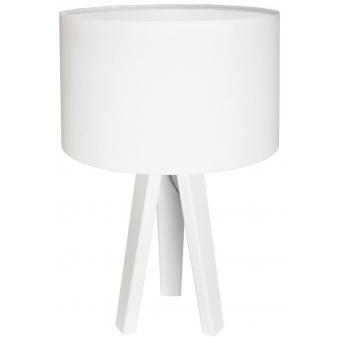 963_Настольная лампа Лайт White