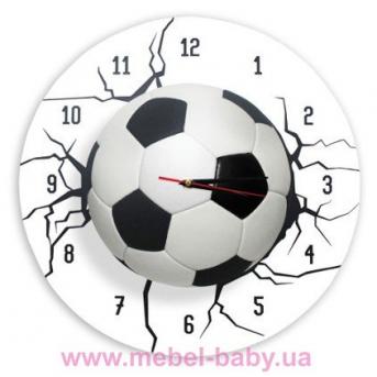 444_Zegar Футбол
