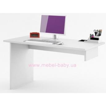256 Письмовий стіл mix білий