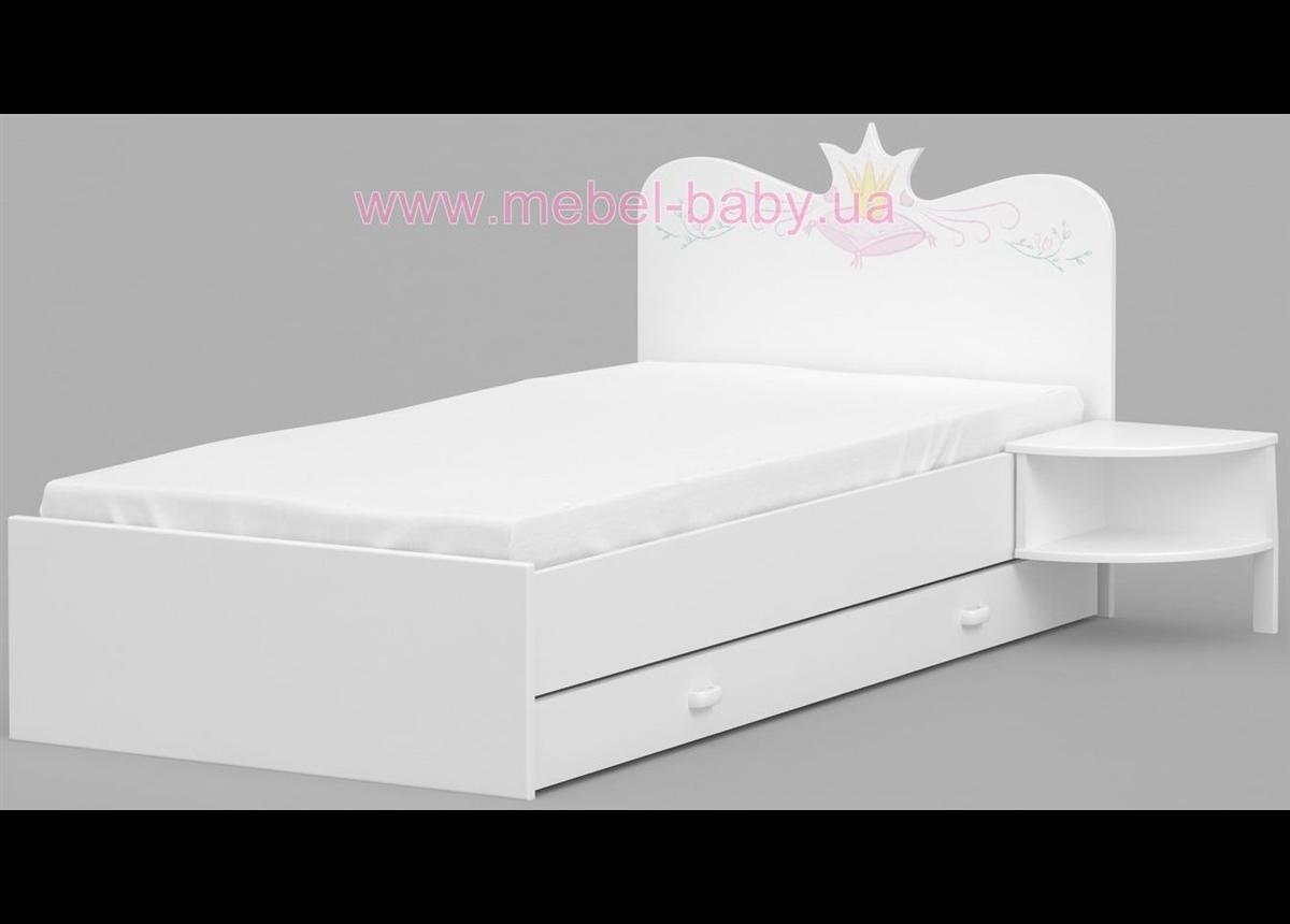 173_Кровать 190х90 Magic Princess