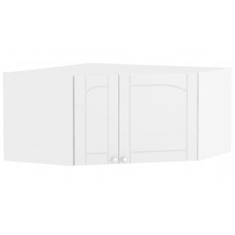 437_Антресоль шкафа углового белая