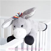 DON (ослик)  Мягкая игрушка которая успокаивает новорожденного ребёнка, имитируя сердцебиение мамы