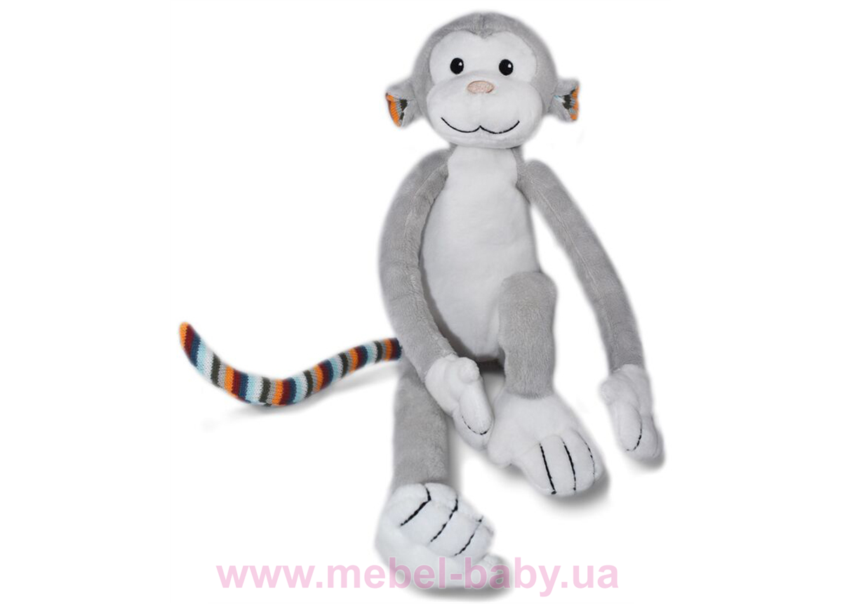Zazu Max (Обезьянка) мягкая игрушка - ночник с мелодиями и светом