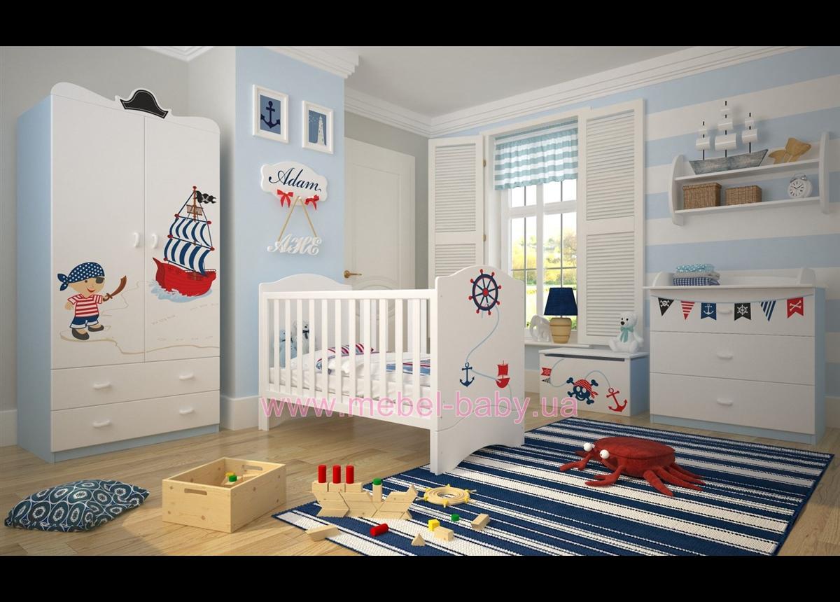 Комната Pirate новорожд.