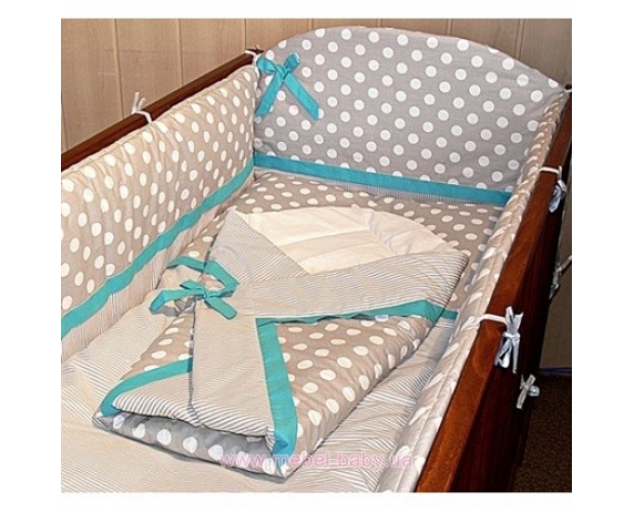 ДБ032 1 Спальний набір у дитяче ліжко