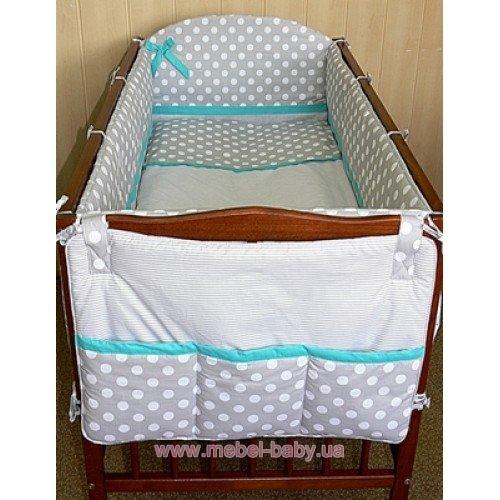 ... ДБ032 1 Спальний набір у дитяче ліжко