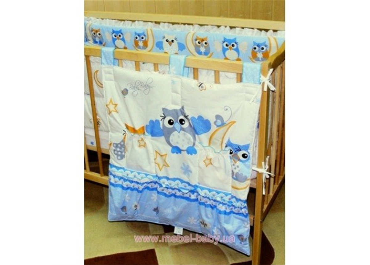 Кишеня для дитячого ліжка 60x70 см ДБ070
