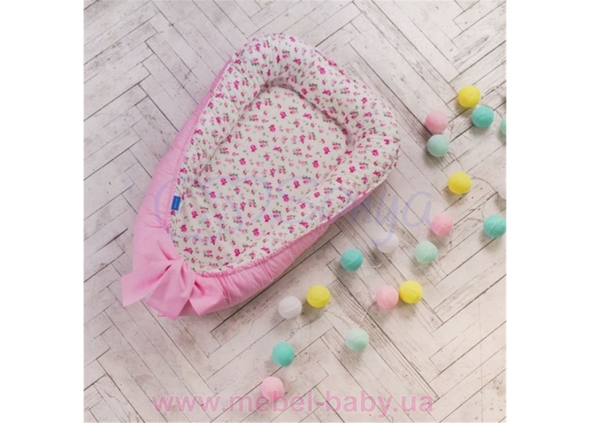 Кокон Baby Design Premium Прованс Маленькая Соня