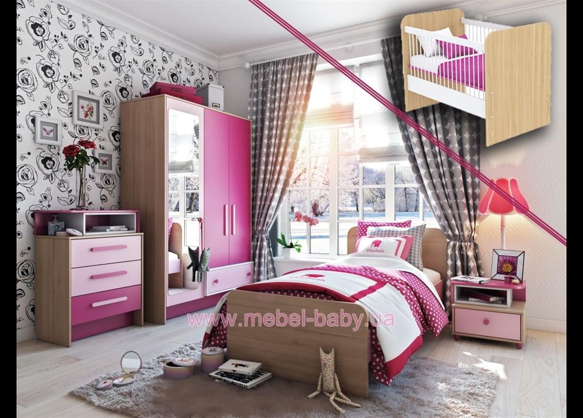 Briz Акварели Розовые новорожд.