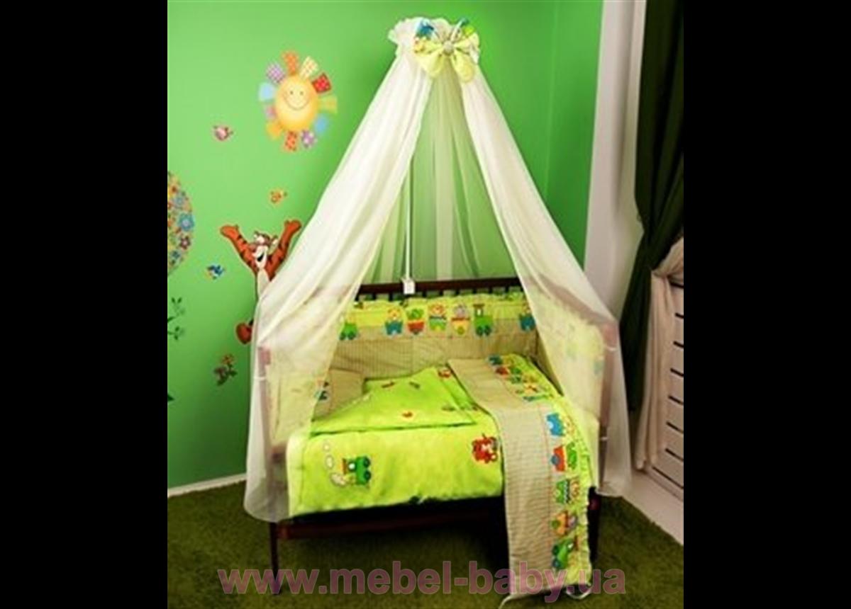 """ДБ018 Спальный набор в детскую кровать """"Евро"""""""