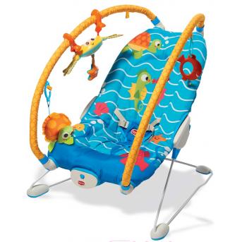 """Кресло-качалка """"Подводный мир"""" Tiny Love  1802706130"""