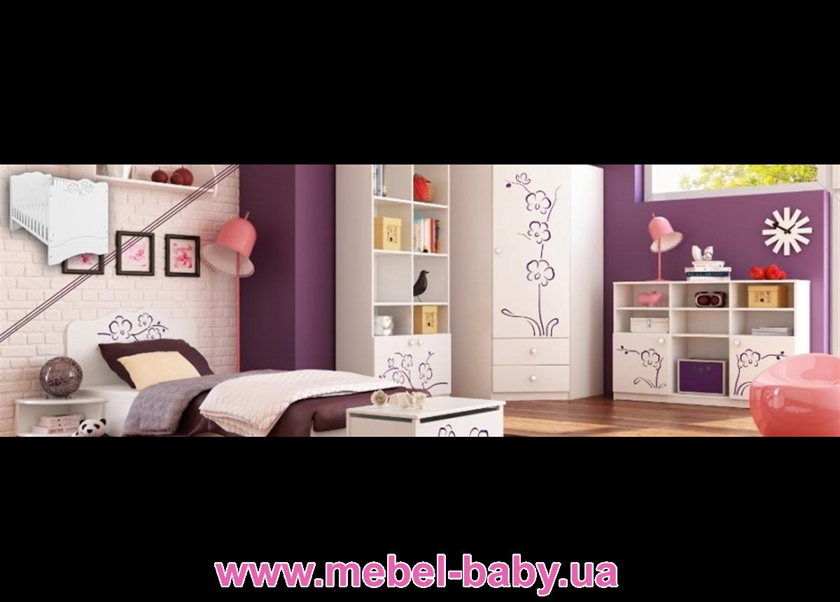 Meblik Orchidea violet новорожд.