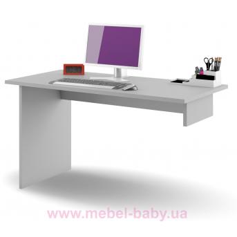 451_Письменный стол UP 120 Mix Meblik grey