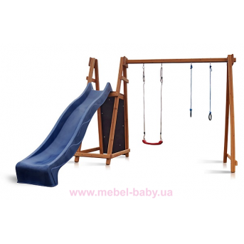 Детская горка 3-х метровая Babyland-8 Sportbaby