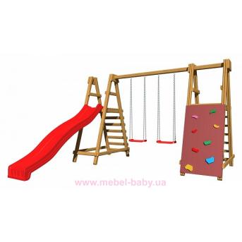 Детская игровая площадка SportBaby-5 Sportbaby