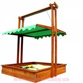 Песочница с крышкой Песочница - 5 Sportbaby