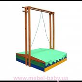 Песочница деревянная цветная Песочница -10 Sportbaby