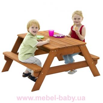 Детская песочница-стол Песочница - 2 Sportbaby