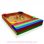 Песочница детская Песочница - 6 Sportbaby