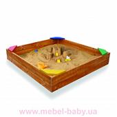 Деревянная песочница Песочница - 9 Sportbaby