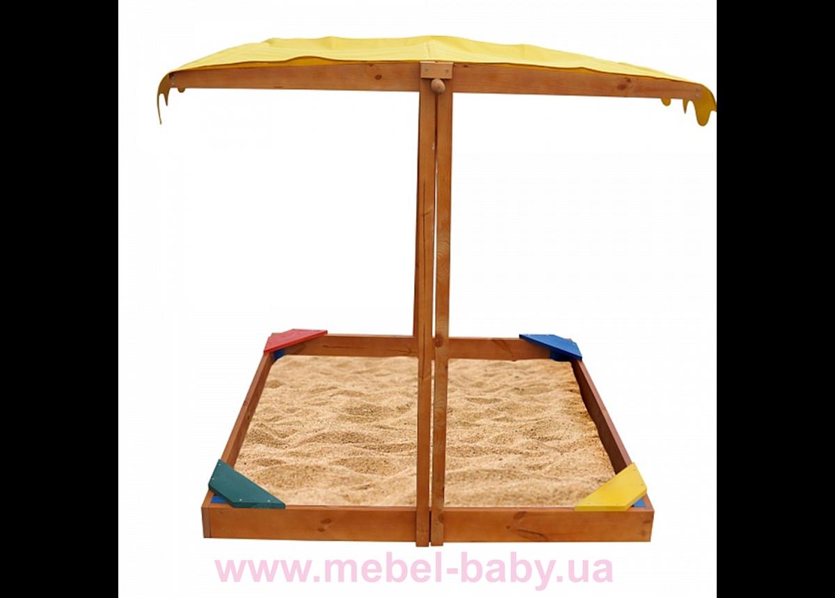 Детская песочница Sahara Песочница 21 Sportbaby