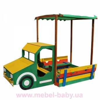 Песочница грузовик Песочница -16 Sportbaby