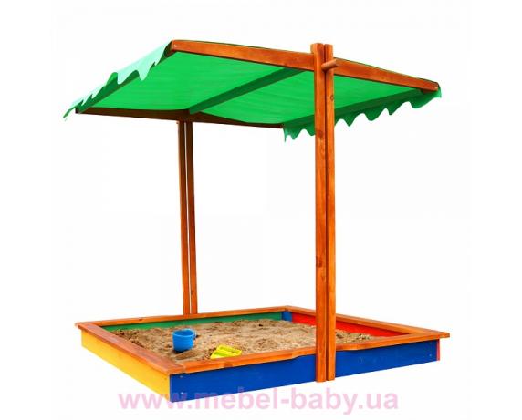 Детская песочница 24 Sportbaby