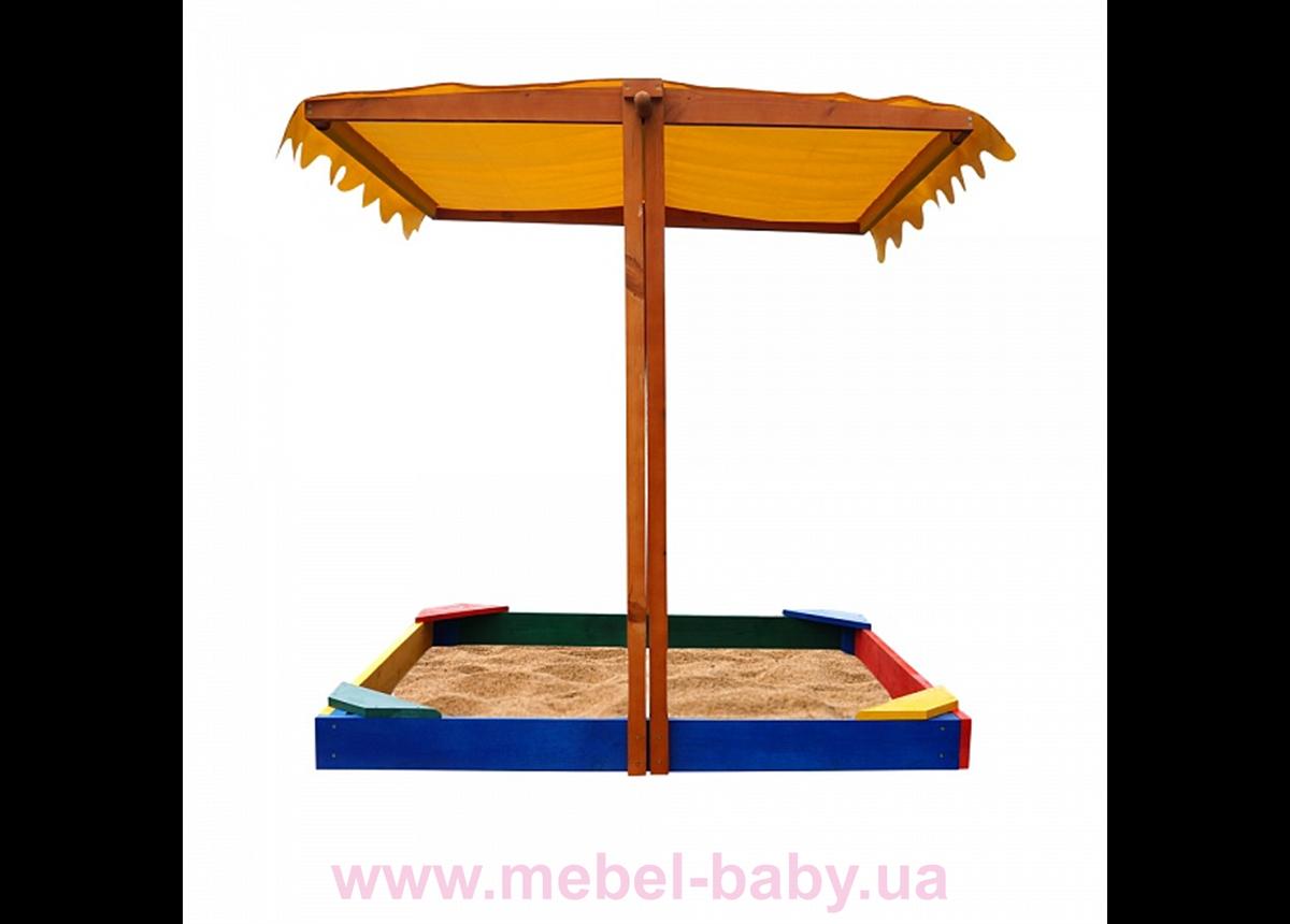 Детская песочница 23 Sportbaby