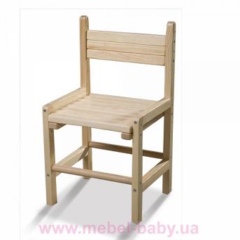 Детский стульчик растущий сосна 26-30-34 Kinder-1 Sportbaby