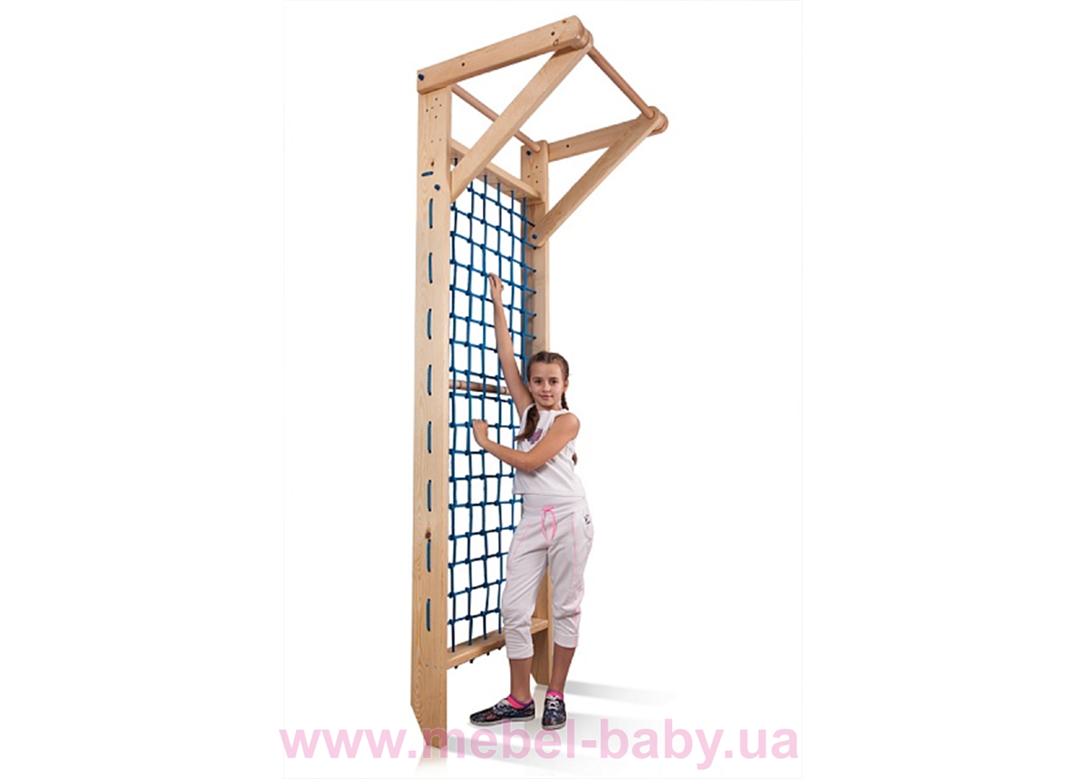 Гладиаторская сетка c турником Baby 7- 240 Sportbaby