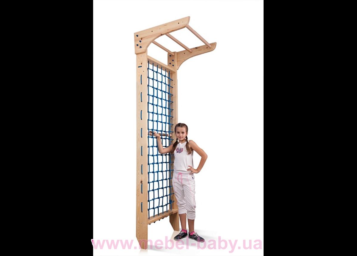 Гладиаторская сетка c турником Kinder 7 - 240 Sportbaby