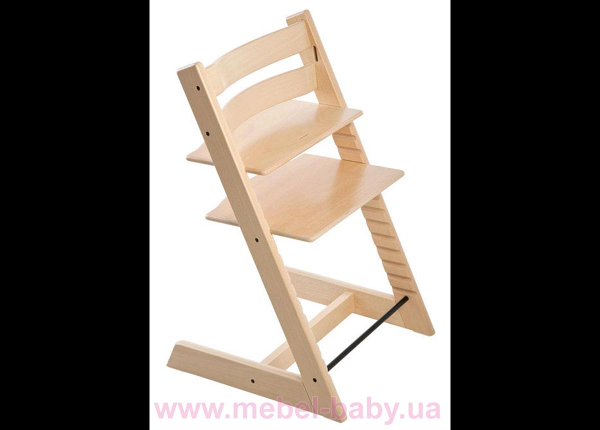 Детский растущий стульчик BABYFIX IngVart молочный