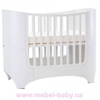 Кроватка Futurbaby 5-в-1 IngVart белый 70x120